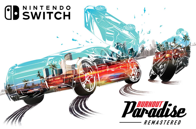 Nintendo Burnout Paradise