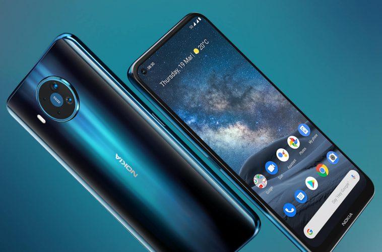 Nokia 5G telefoon
