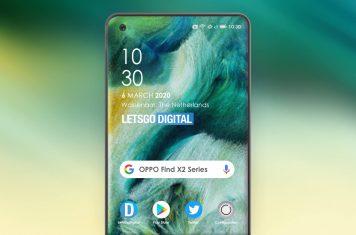 Oppo Find X2 5G smartphones