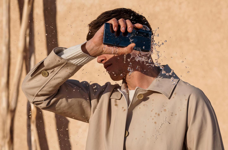 Oppo telefoon waterdicht