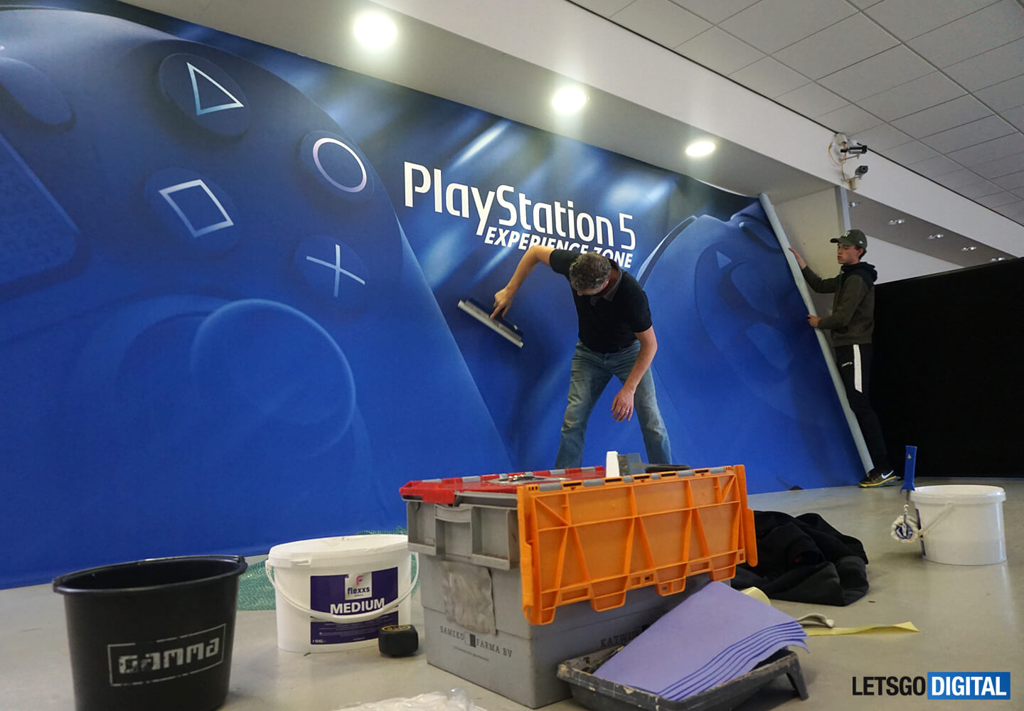 Playstation 5 game experience