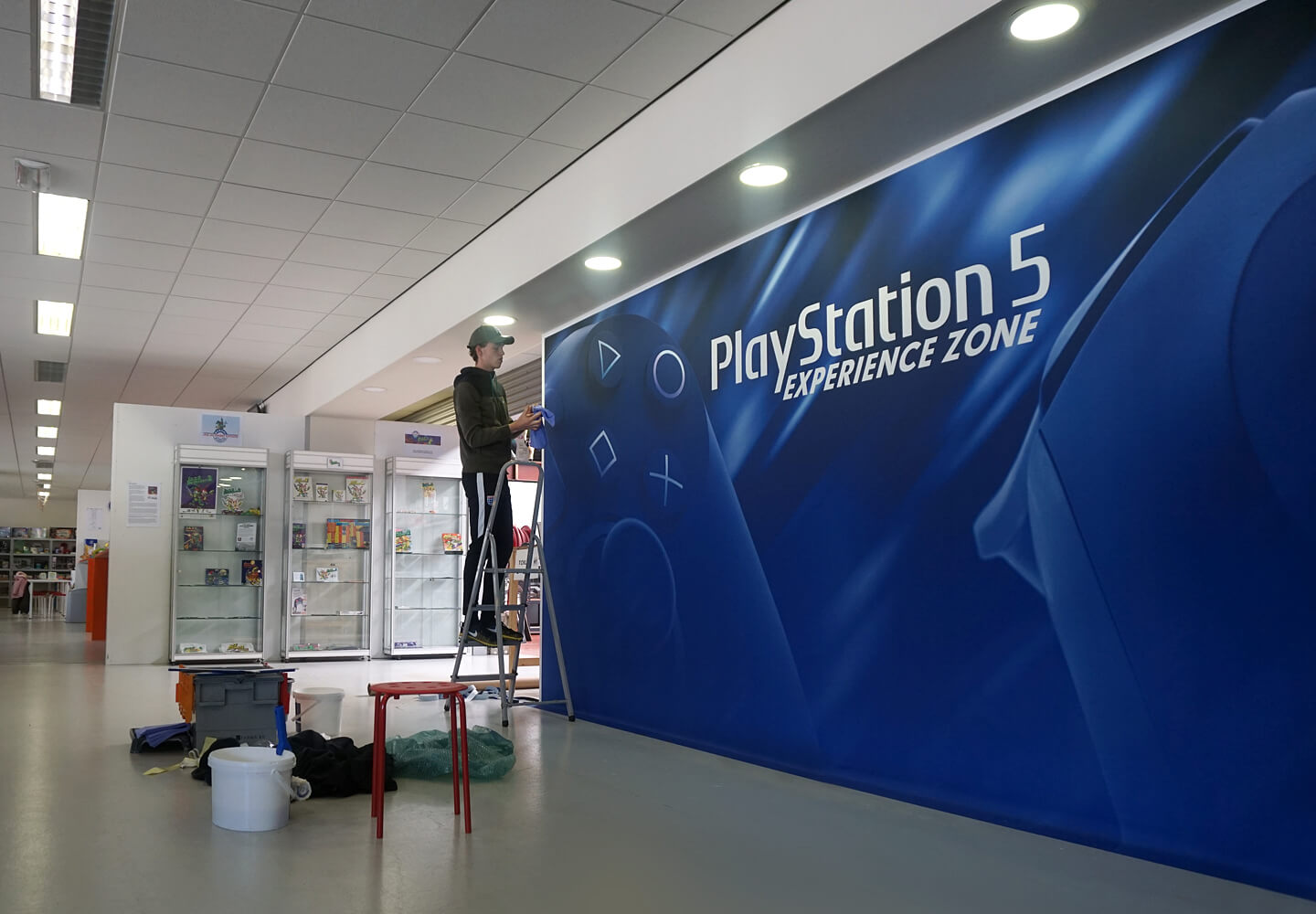 PS5 game museum