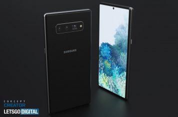 Samsung Galaxy Note 20 5G smartphone