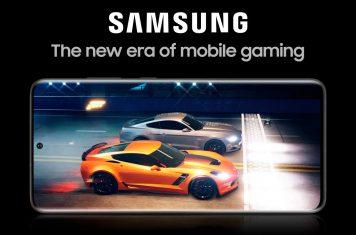 Samsung gamepad voor Galaxy smartphones
