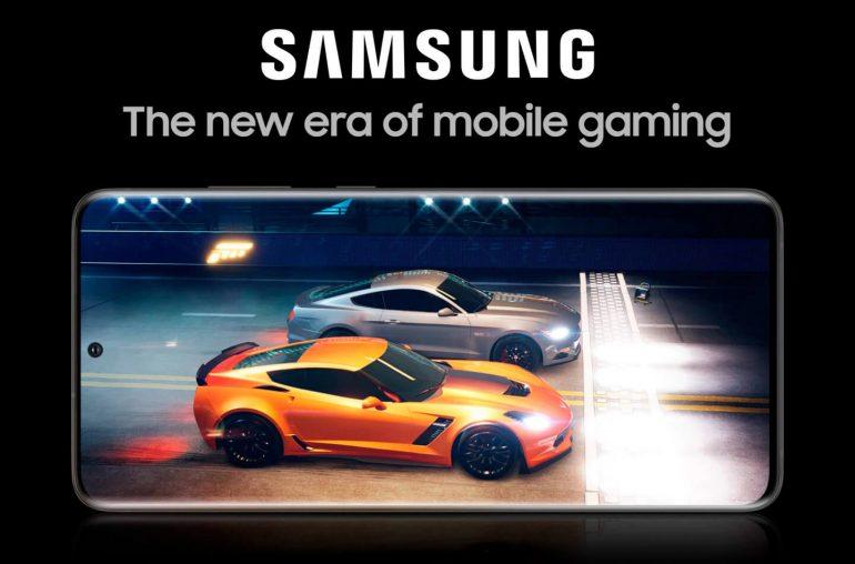 Samsung Gamepad Galaxy smartphones