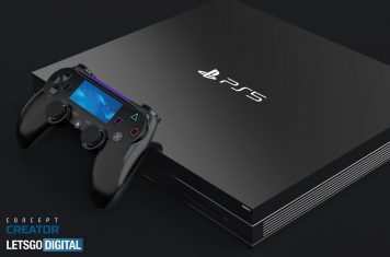 Sony PS5 game console