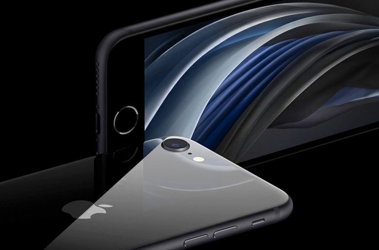 Apple iPhone SE 2020 model