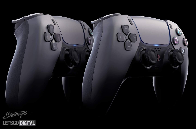 DualSense controller 3D video