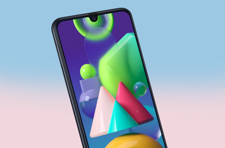 Galaxy M21 smartphone