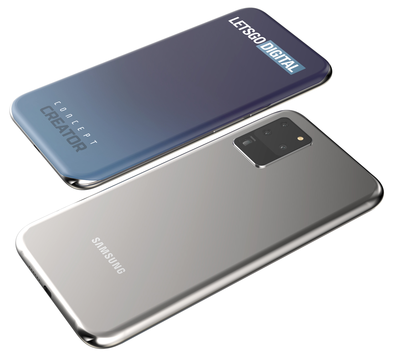 Galaxy telefoons
