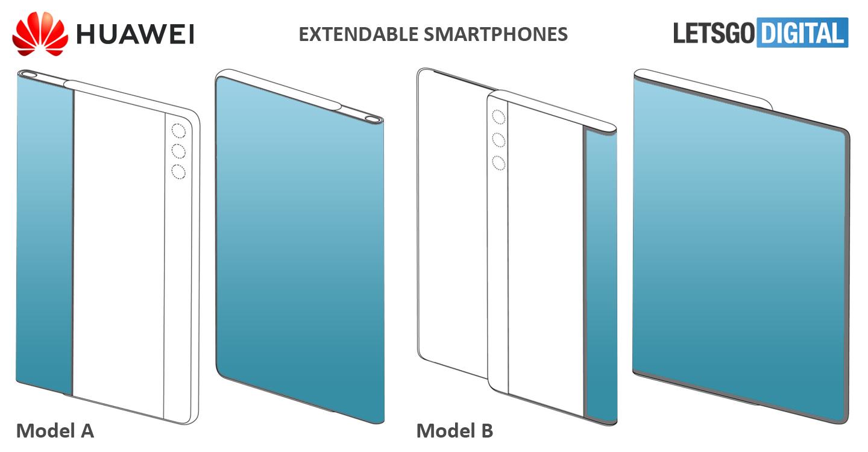 Huawei smartphone modellen