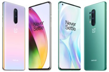 OnePlus 8 Pro 5G telefoons
