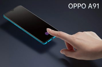 Oppo A91 Android telefoon