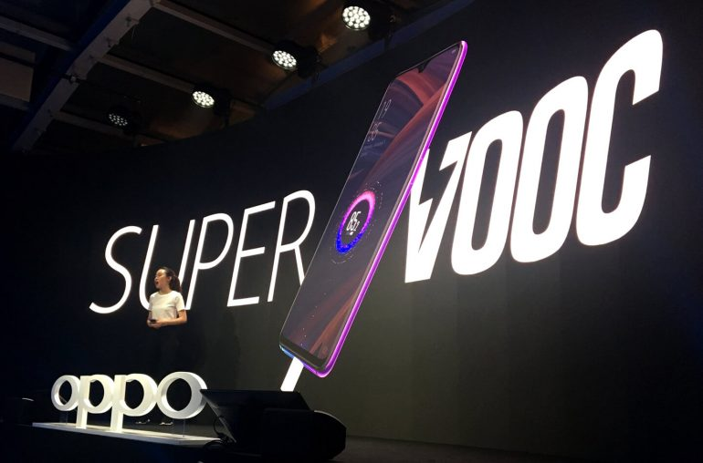 Oppo SuperVOOC Flash Charge