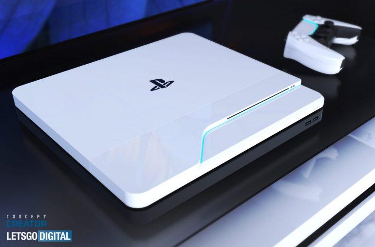 Playstation 5 Dualsense controller design