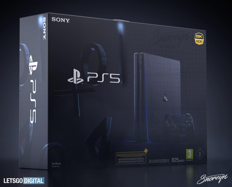 PlayStation 5 prijs retail box