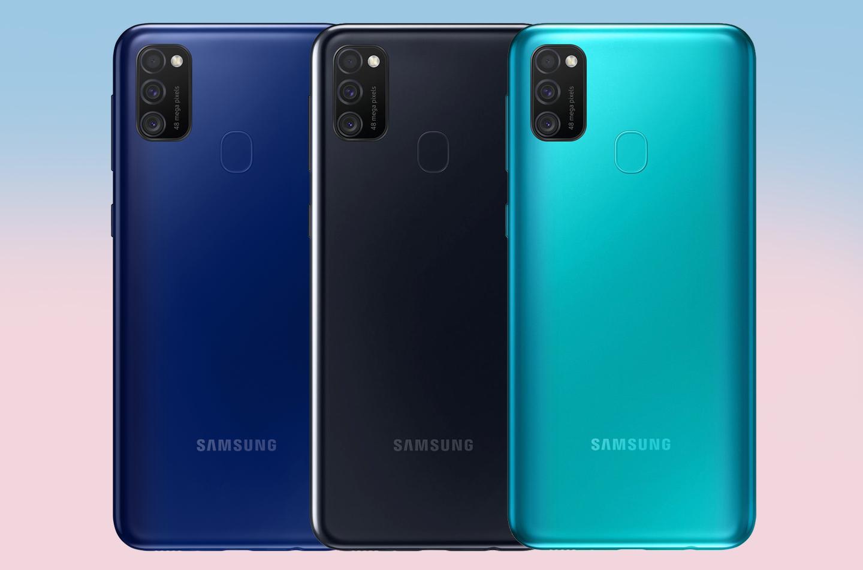 Samsung Galaxy M21 kopen
