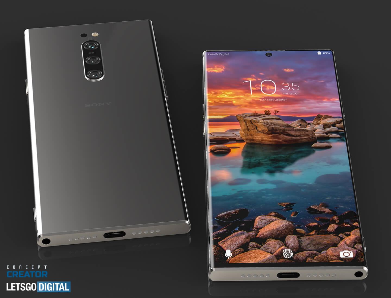 Sony 5G telefoon