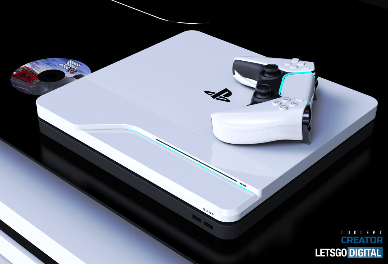Sony Playstation 5 console kleuren