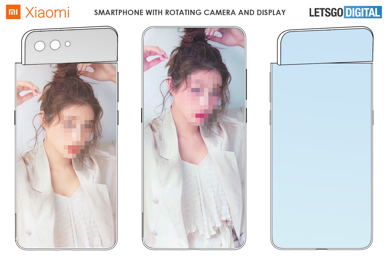 Display ruotabile per telefono Xiaomi