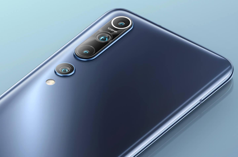 5G smartphone camera