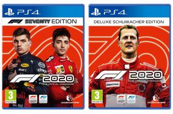 F1 2020 Circuit Zandvoort racegame voor PlayStation en Xbox