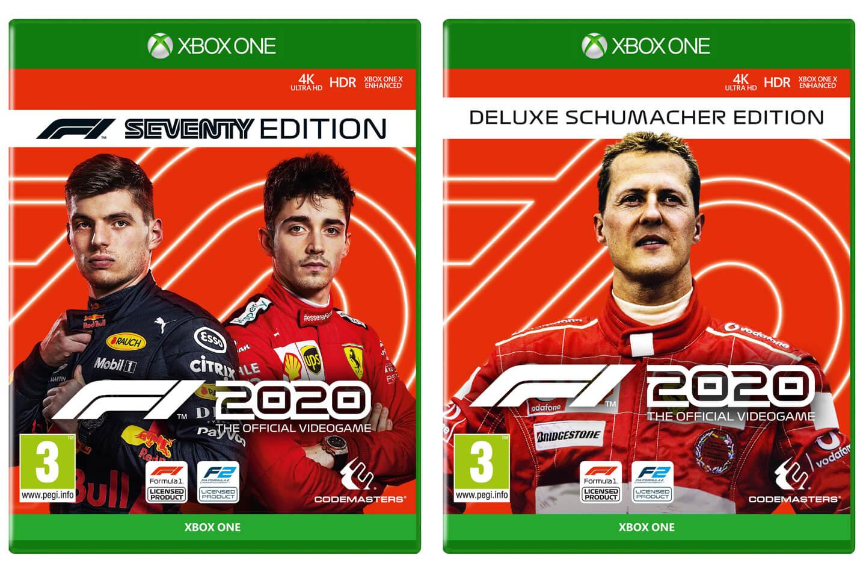 F1 2020 Circuit Zandvoort Xbox