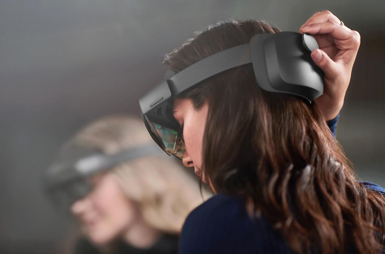 Hololens 2 mixed reality bril