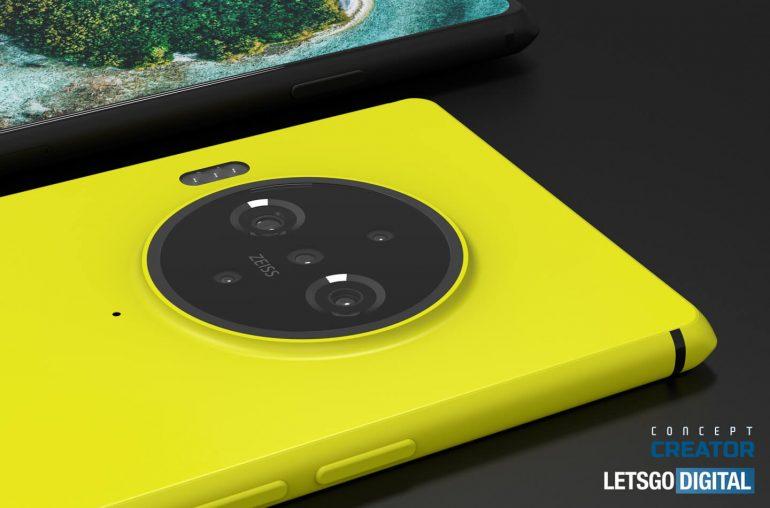 Nokia 5G smartphone