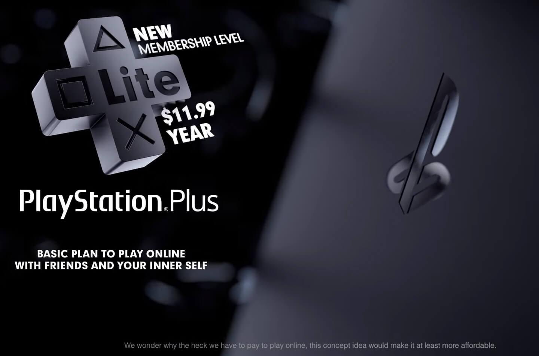 PlayStation Plus Lite abonnement
