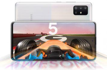 Samsung Galaxy A-serie smartphones