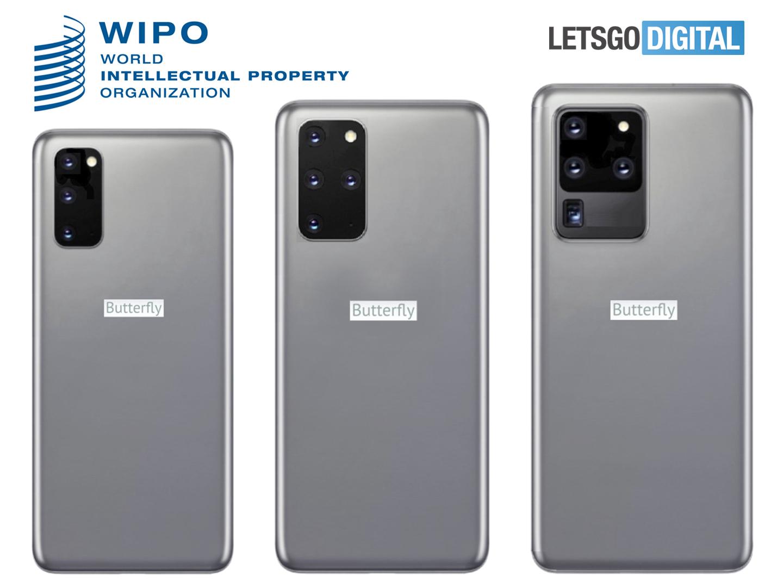 Samsung Galaxy S20 imitatie modellen