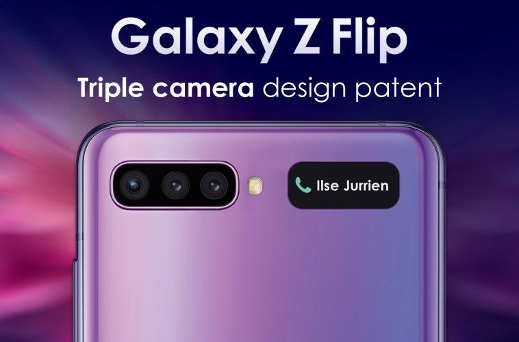 Samsung Galaxy Z Flip design update