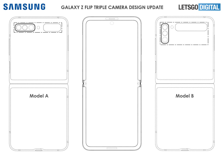 Samsung Galaxy Z Flip update