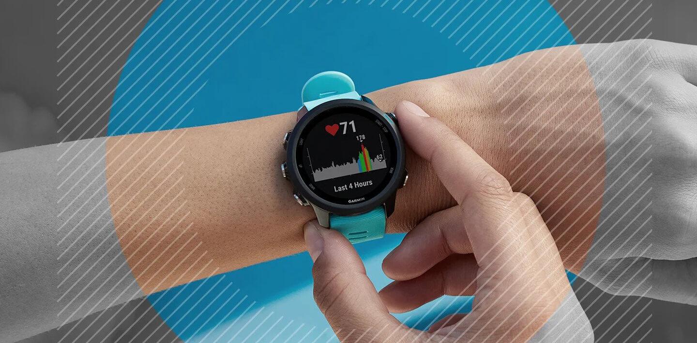 Smartwatch Coronavirus
