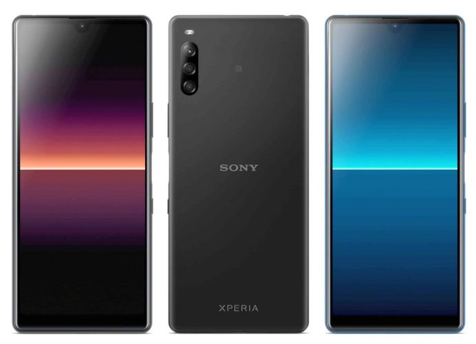 Sony Xperia smartphones