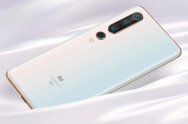 Xiaomi Mi 10 Pro 5G smartphone