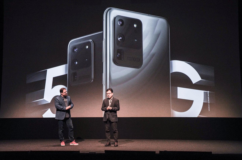 5G telefoon verkoop
