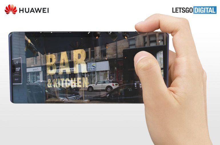 Huawei Mate 40 camera