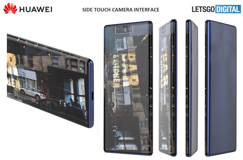 Fotocamera per smartphone Huawei Mate
