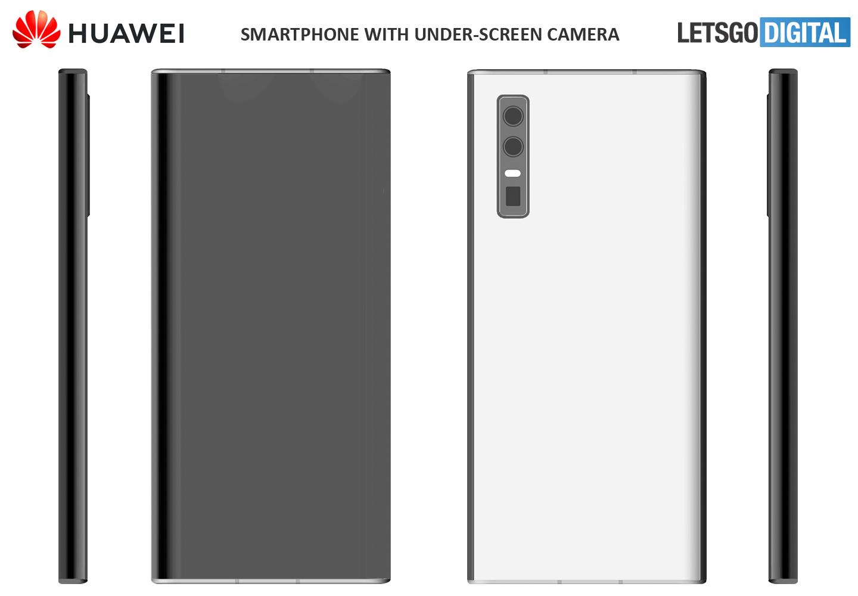 Huawei smartphone 2020 model