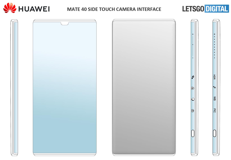 Fotocamera per smartphone Huawei