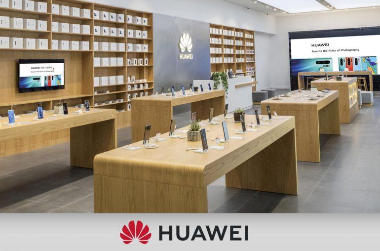 Huawei telefoon