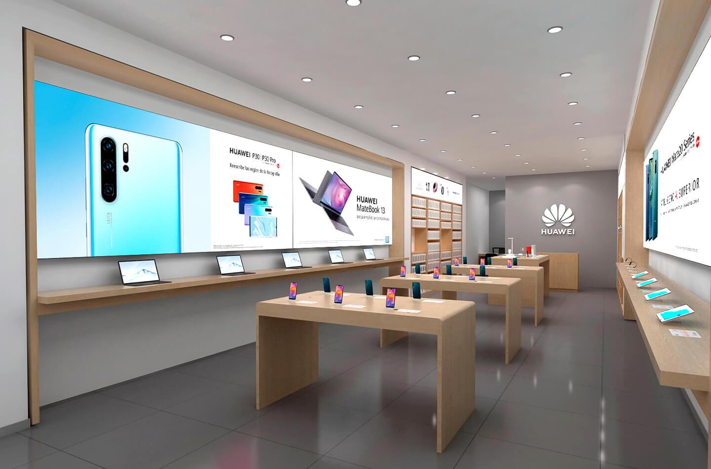Huawei telefoons