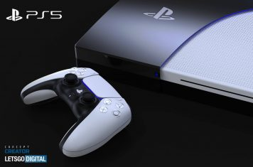 PlayStation 5 console games