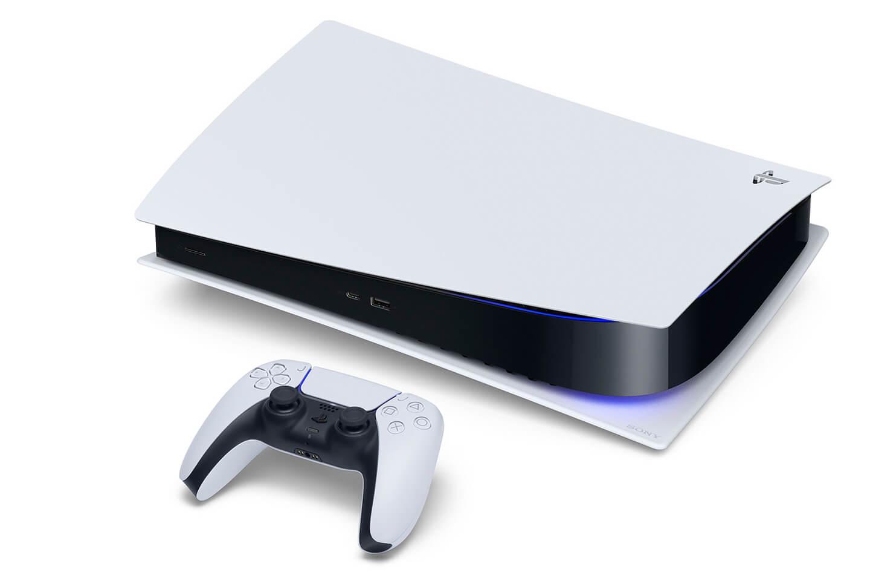 PlayStation 5 zonder cd