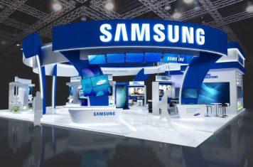 Samsung OLED display 5G telefoons