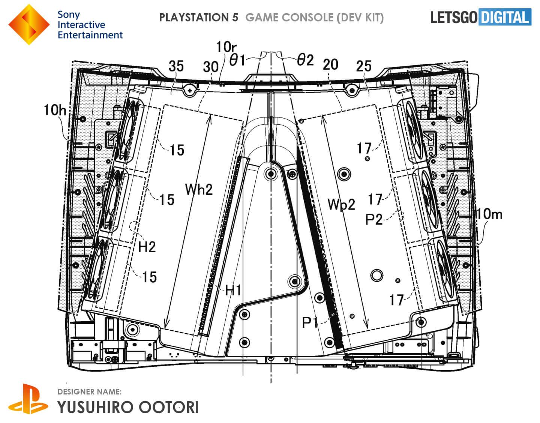 Sony PlayStation 5 koelsysteem