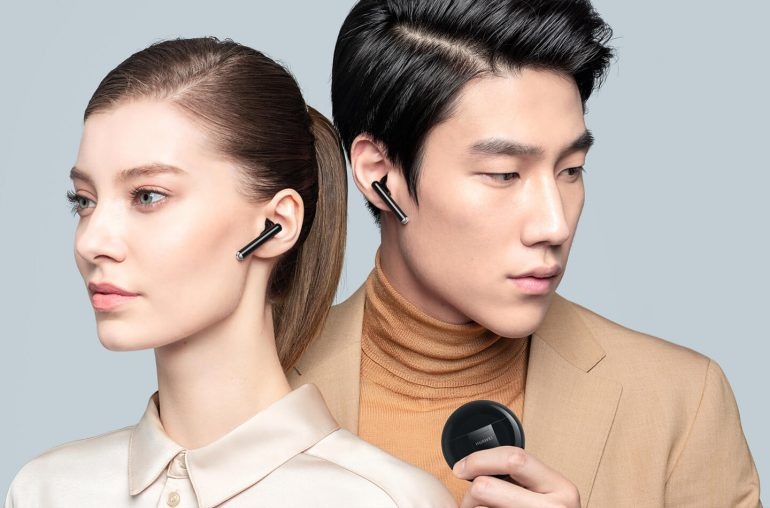 Draadloze oordopjes Huawei Mate smartphones