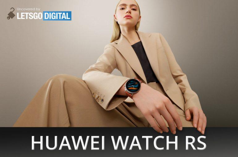 Huawei Watch RS